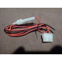 IR314B4	V4 WIRING KIT with fuse for BELMOG CLASSIC & TERRATRIP V4