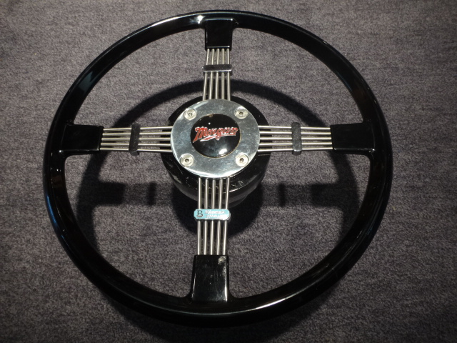 C0058A Brooklands Steering Wheels