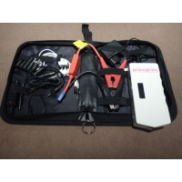 AC14212V JUMP STARTER 12,000MAH BATTERY POWER SUPPLY FOR UBS & MOBILE PHONES AND RALLY INSTRUMENTS