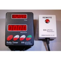 IR194	ELECTRONIC STOPWATCH + REMOTE + BAT BRANTZ