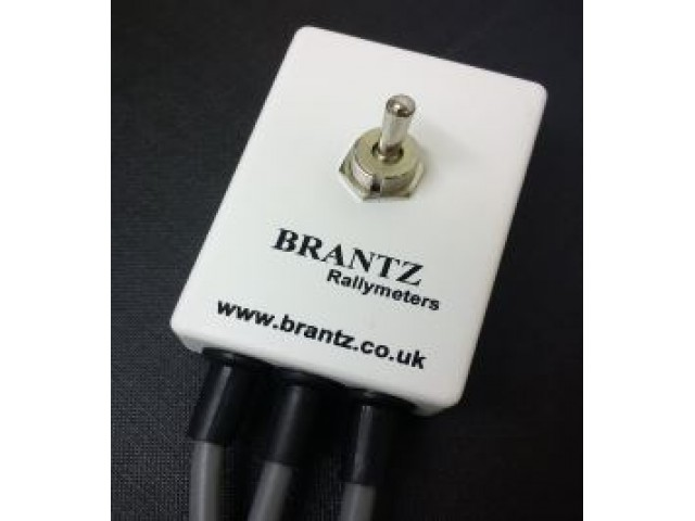 IR373E	DUAL SENSOR SWITCH BRANTZ