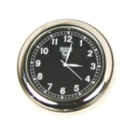 IR173A      BLACK FACE CLASSIC DASHBOARD CLOCK 52MM