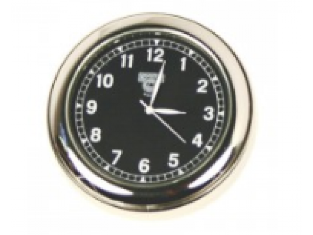 Classic Car Dashboard Clock
