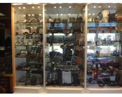 instruments shop display