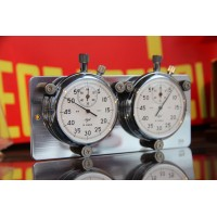 TWIN STOPWATCHES