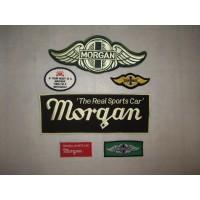 Morgan badges