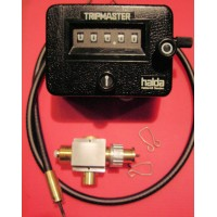 IR103	HALDA TRIPMASTER PLASTIC CASE & fitting kit