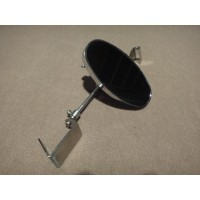 B0033Z	MIRROR ROD MOUNTED LUXE SET  OVAL MIRROR