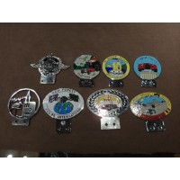 A0100	* MORGAN CAR BADGES *