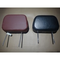 T0149BB    2 PINHEADREST LEATHER burgundy