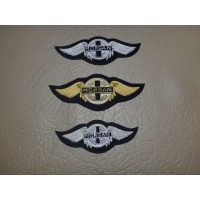 A0094	DELUXE WINGS WOVEN BADGE LARGE