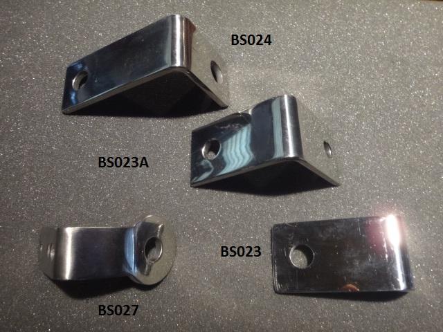 BS027SPOT LIGHT BRACKET &  BS023A    SPOT LAMP ANGLE BRACKET MEDIUM set