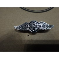A0016 LAPEL BADGE MORGAN WINGS