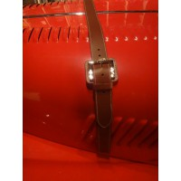 AB007A	BONNET STRAP BROWN lighter model