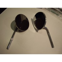 B0022B	MIRROR ROUND  head & stem