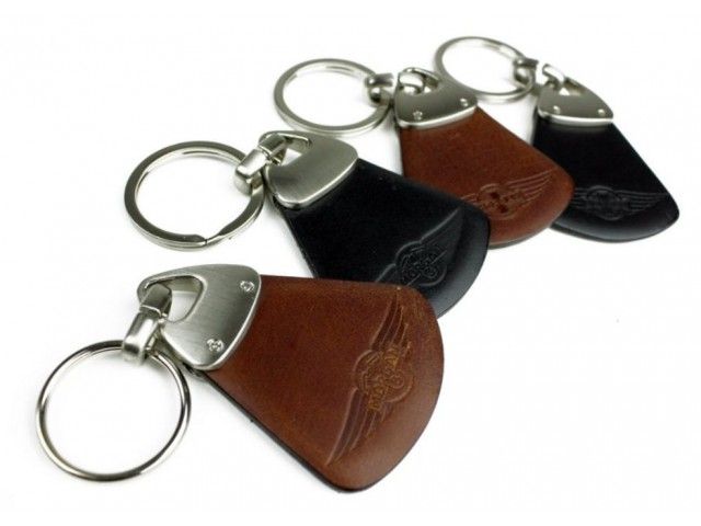 A0167D	MORGAN LOGO KEY FOB BLACK       A0168	MORGAN LOG KEY FOB BROWN