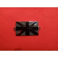 A0073A	UNION JACK BONNET BADGE BLACK