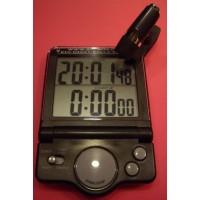 IR224BBIG DIGIT STOPWATCH BLACK
