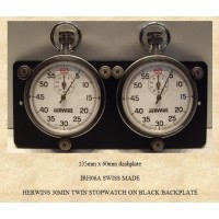 HERWINS 30 min twin stopwatch