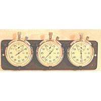 Budget Price Triple Stopwatch Set
