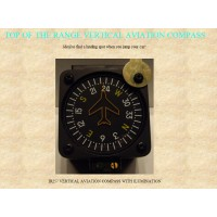 IR257 Vertical Aviation Compass