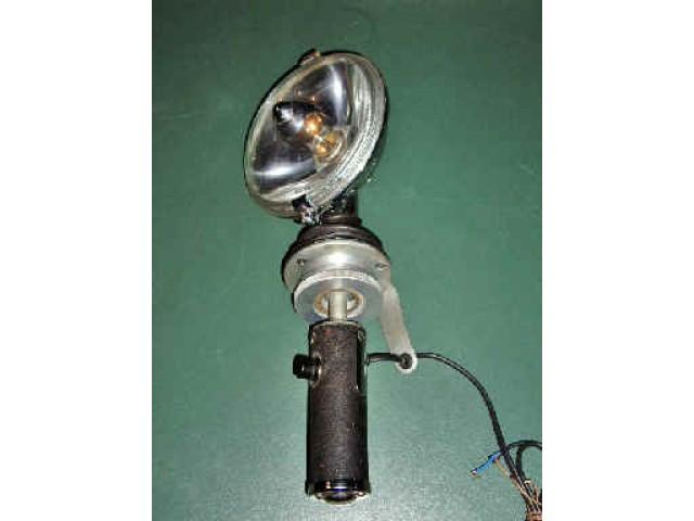 EL201 LUCAS ROOF LAMP