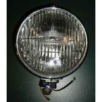 EL016C LUCAS FOG LAMP SEALED BEAM 12V PILLAR MOUNTED
