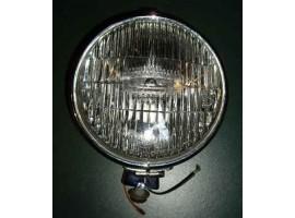EL016C LUCAS FOG LAMP SEALED BEAM 12V PILLAR MOUNTED