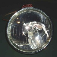EL016 LUCAS SPOT LAMP SEALED BEAM 12V REAR MOUNTED