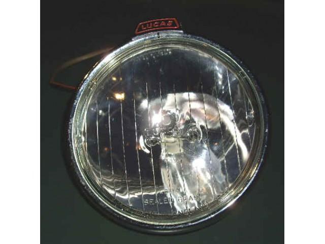 EL016 LUCAS SPOT LAMP SEALED BEAM 12V REAR MOUNTED