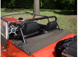 CH0706 ROLLBAR AVAILABLE WITH REMOVEABLE CROSS BAR +8