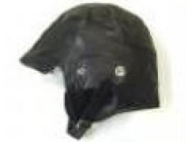 A0382 MORGAN HELMET BLACK