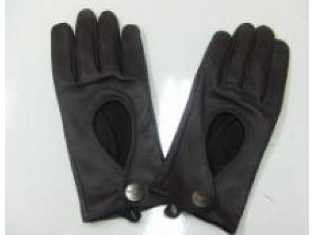 A1113 MORGAN GLOVES BLACK