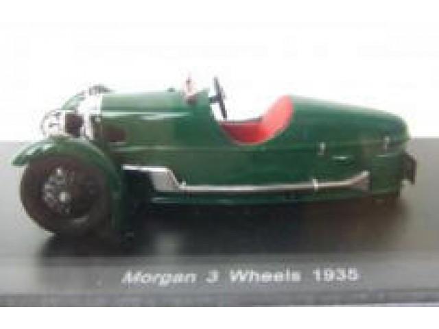 A0261 Morgan Car Model