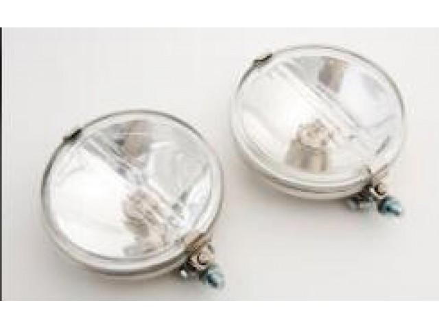 EL014 LUMAX SPOT LAMP STAINLESS STEEL PILLAR MOUNTED