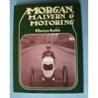A0229N BOOK MORGAN MALVERN & MOTORING