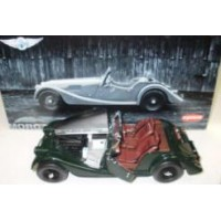A0261 Morgan Car Model  A0244  4/4 SPORT GREEN 1/18