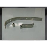 BS043 REAR BUMPER TO CHASSIS BRACKET car set