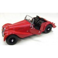 A0244A Morgan Car Model  A0244A  4/4 SPORT RED 1/18   AND OTHER COLOURS