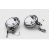 EL014G MINI DRIVING LAMP PAIR  + BS027 SPOT LIGHT BRACKET SET