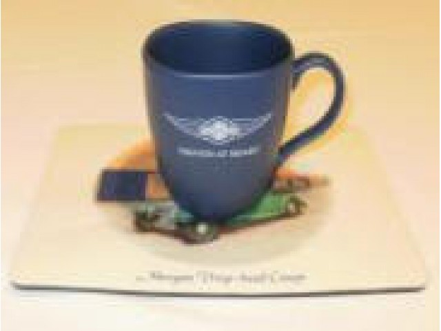 AB022 TEA MUG MORGAN QUADRA