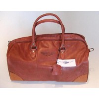AB065 Leather Travel Bag