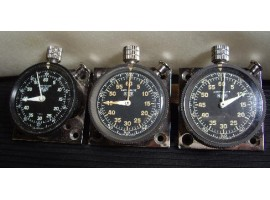 OLD HEUER DASHBOARD CLOCKS & STOPWATCHES