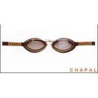 A0985 Chapal Glasses Gainees Cuir