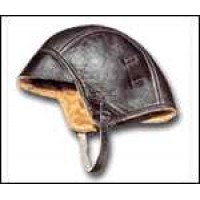 A0367,A0368,A0369 Irvin Sheepskin Flying Helmet