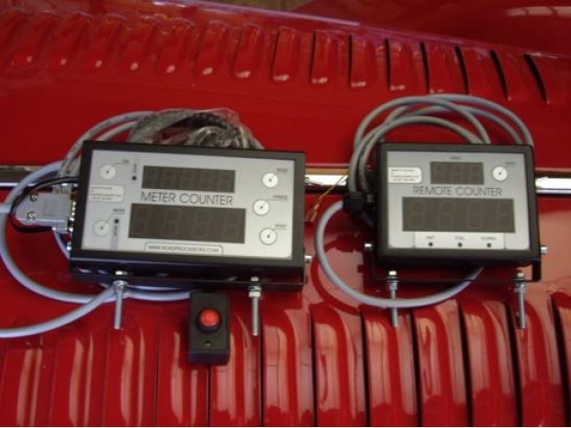IR401	ROADPROCESSORS MASTER COUNTER+ REMOTE