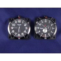 IR174B	SWISS MADE DASHBOARD RALLY CLOCK & STOPWATCH QUARTZ