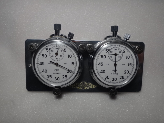 IR190A Budget Price Twin Stopwatch Set